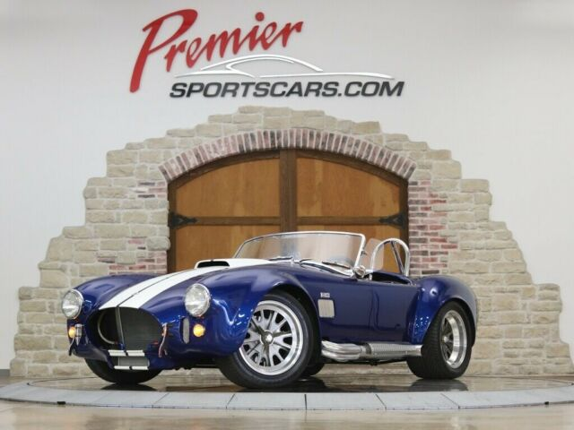 1965 Shelby Cobra (Blue/Black)