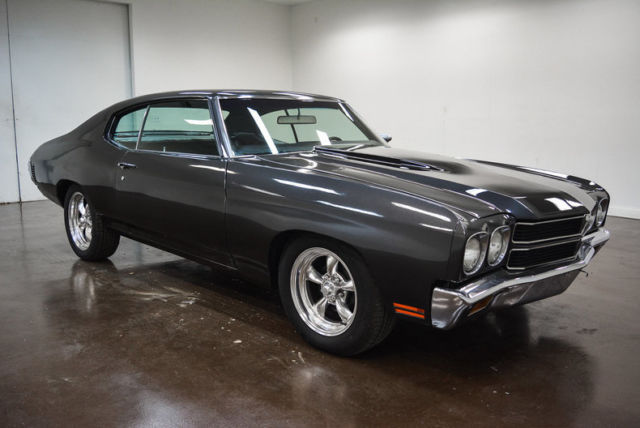 1970 Chevrolet Chevelle (Gray/Black)