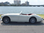 1962 Austin Healey 3000 (White/Burgundy)