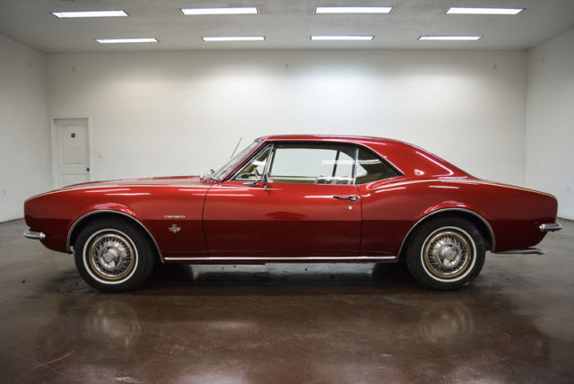 1967 Chevrolet Camaro (Red/Gold)