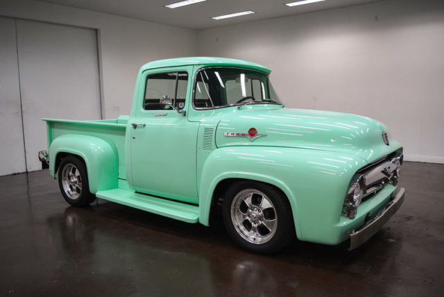 1956 Ford F-100 (Green/Black)