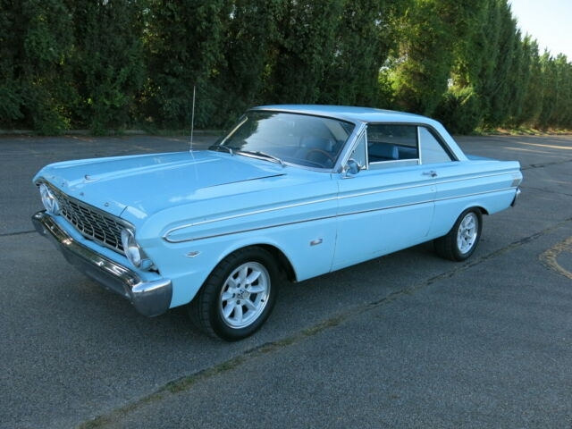 1964 Ford Falcon (Skylight Blue/Blue)