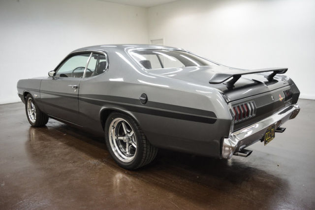 1972 Dodge Demon 340 (Gray/Black)