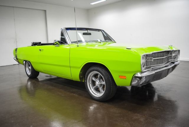 1969 Dodge Dart (Green/Black)