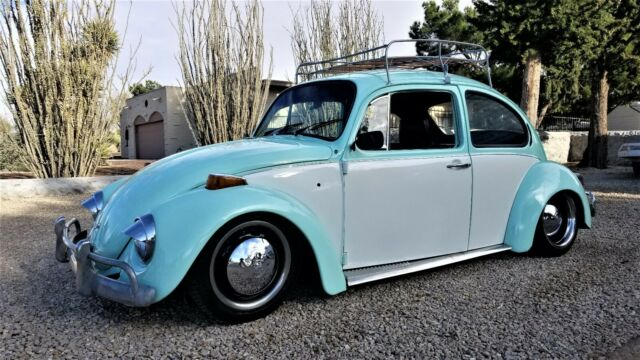 1973 Volkswagen Beetle - Classic (Green/Other Color)