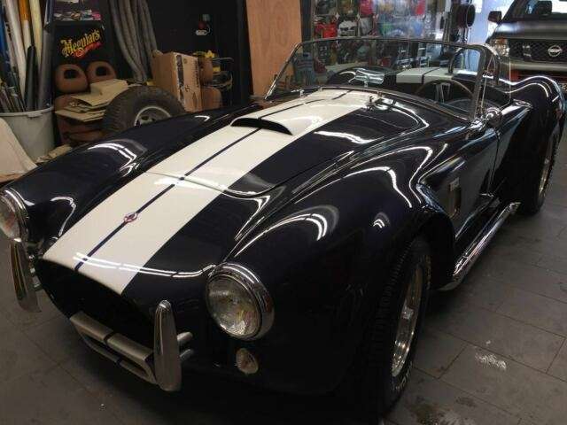 1965 Shelby Cobra (MIDNIGHT BLUE/Black)