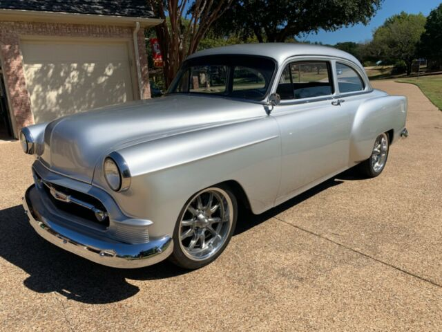 1953 Chevrolet Bel Air/150/210 (Silver/Gray)
