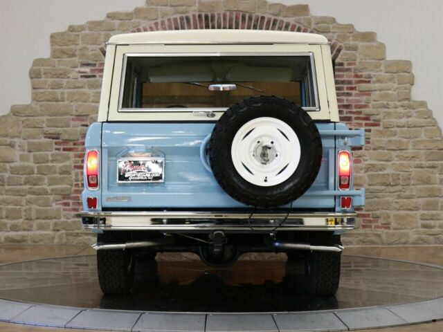 1971 Ford Bronco (--/--)