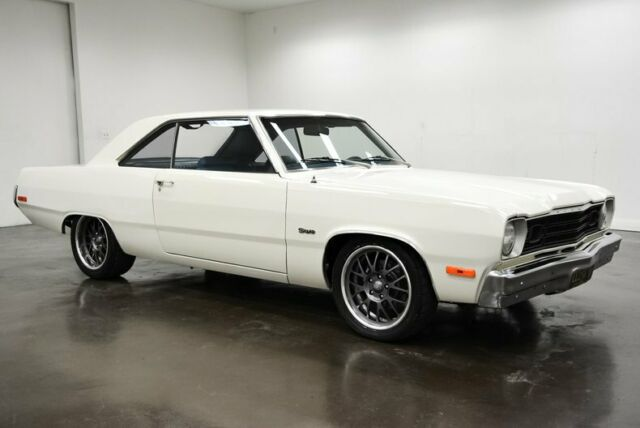 1973 Plymouth Scamp (White/Blue)