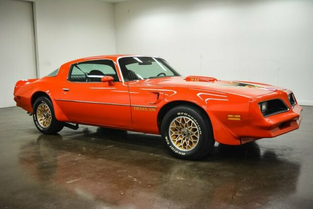 1978 Pontiac Trans Am (Red/Black)