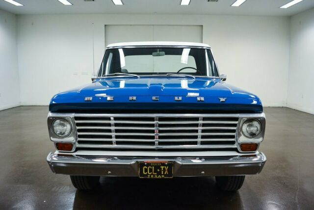 1967 Mercury M100 (Blue/Blue)
