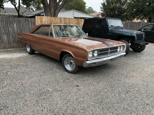 1967 Dodge Coronet (Copper/Black)
