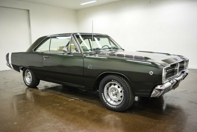 1968 Dodge GTS (Green/White)