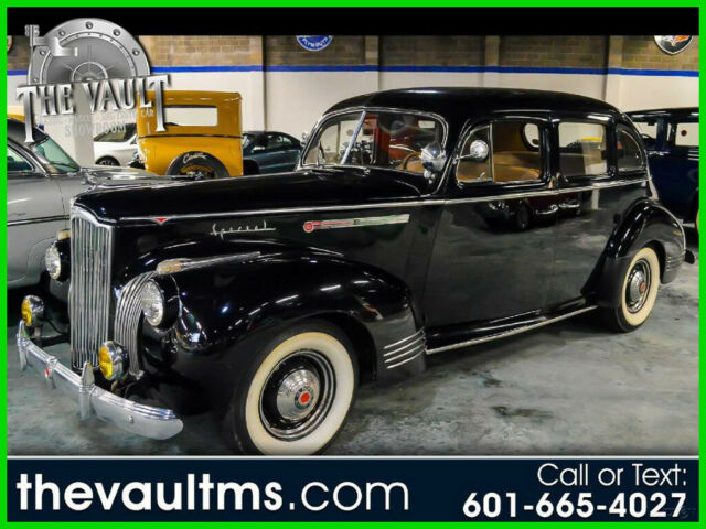 1941 Packard SUPER (Black/Tan)