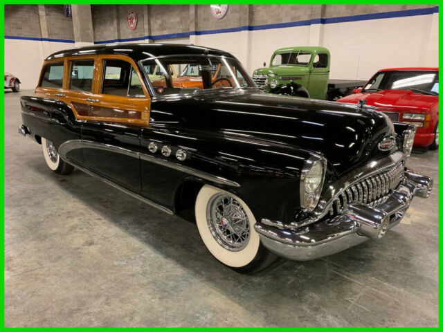1953 Buick SUPER (Black/Other Color)