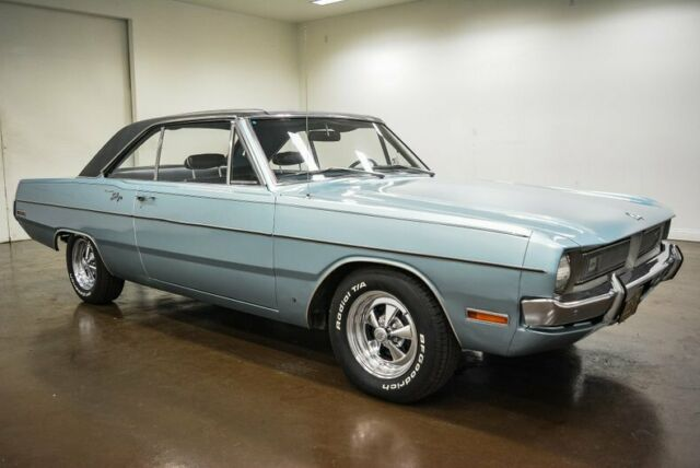 1970 Dodge Dart (Blue/Blue)