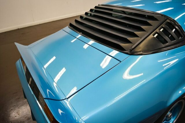 1979 Chevrolet Camaro (Blue/Black)