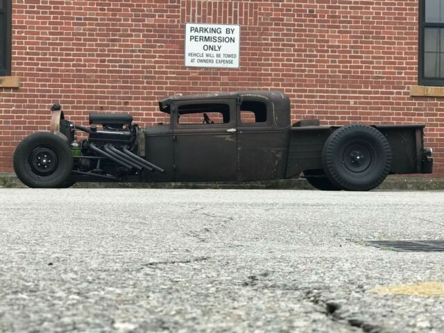 1929 Ford Model A (Brown/Black)