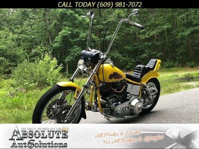 Seller of Classic Cars - 1977 Harley-Davidson Shovelhead (--/--)