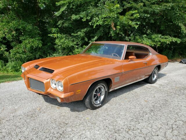 1971 Pontiac Le Mans (canyon copper/sienna)