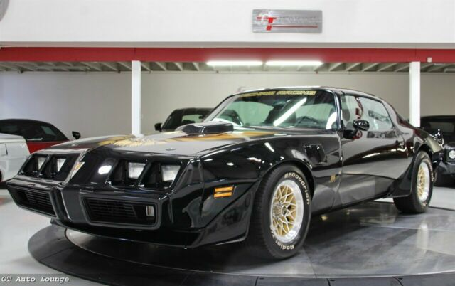 1979 Pontiac Trans Am (Black/Black)