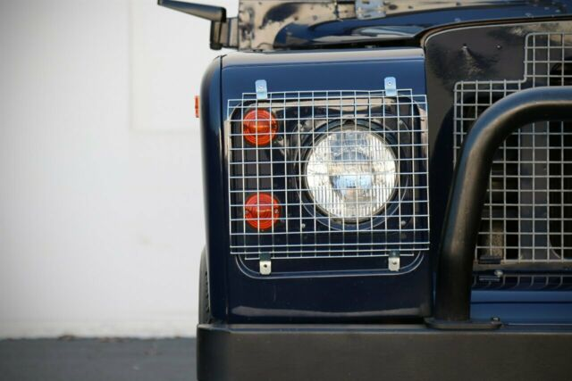 1969 Land Rover Series II A 88