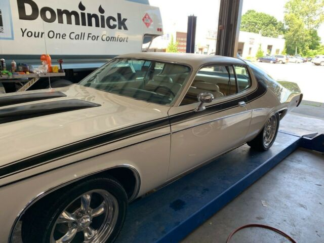 1974 Plymouth Road Runner (White/AZTEC AND WHITE)