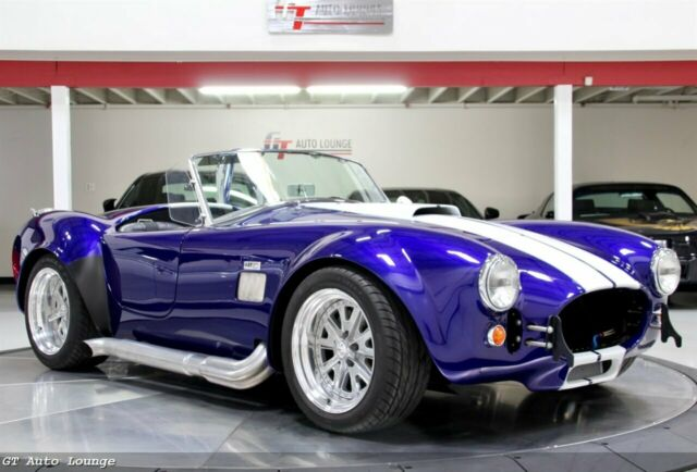1965 Shelby All Models (Blue/Black)