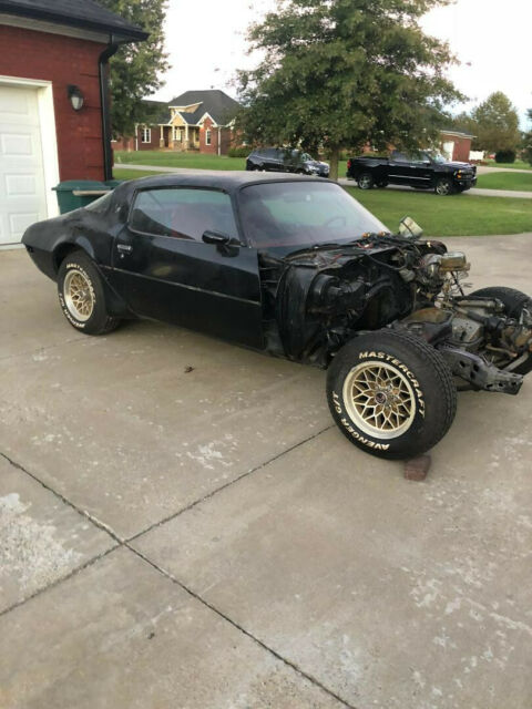 1979 Pontiac Trans Am (Black/Red)
