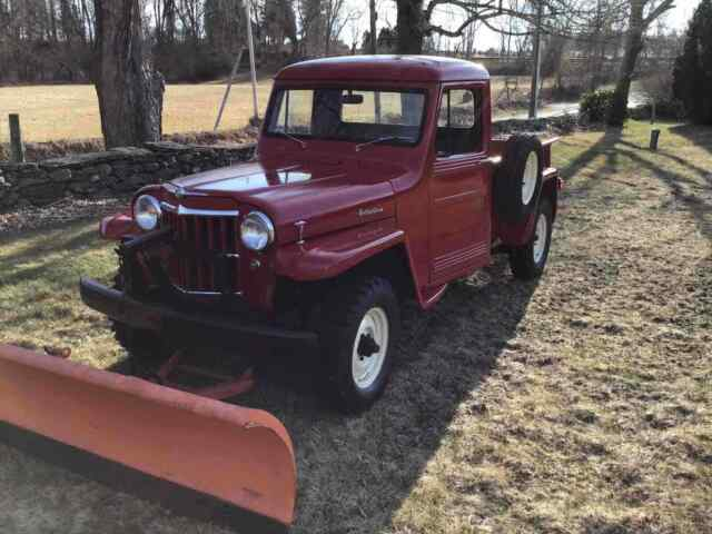 1960 Willys Pickup