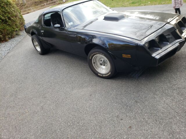 1979 Pontiac Trans Am (Black/Blue)