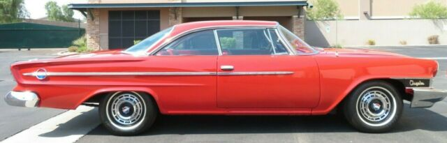 1962 Chrysler 300 Series (Red/Red)