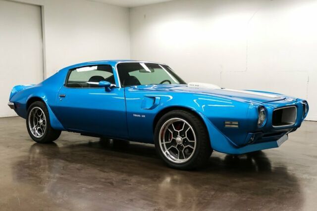 1971 Pontiac Firebird (Blue/Black)