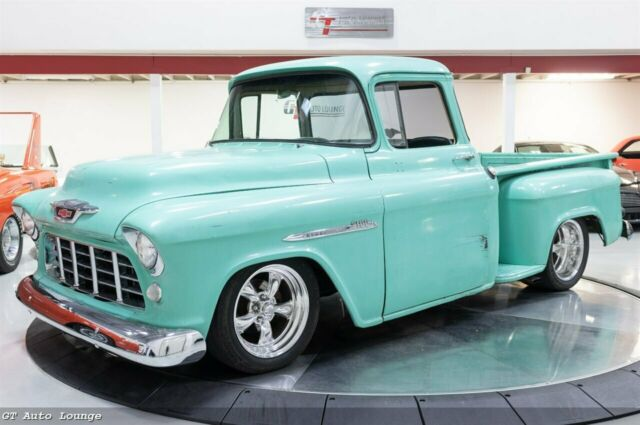 1955 Chevrolet 3100 (Teal/Green)
